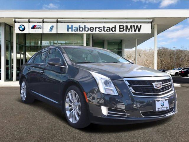 Pre-Owned 2016 Cadillac XTS 4dr Sdn Luxury Collection AWD