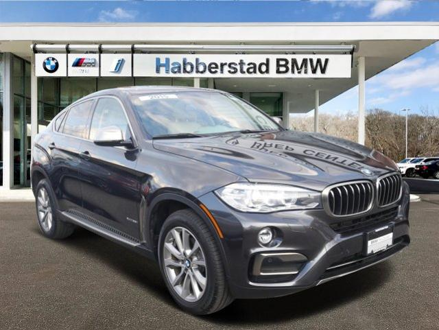 Pre-Owned 2015 BMW X6 AWD 4dr xDrive35i