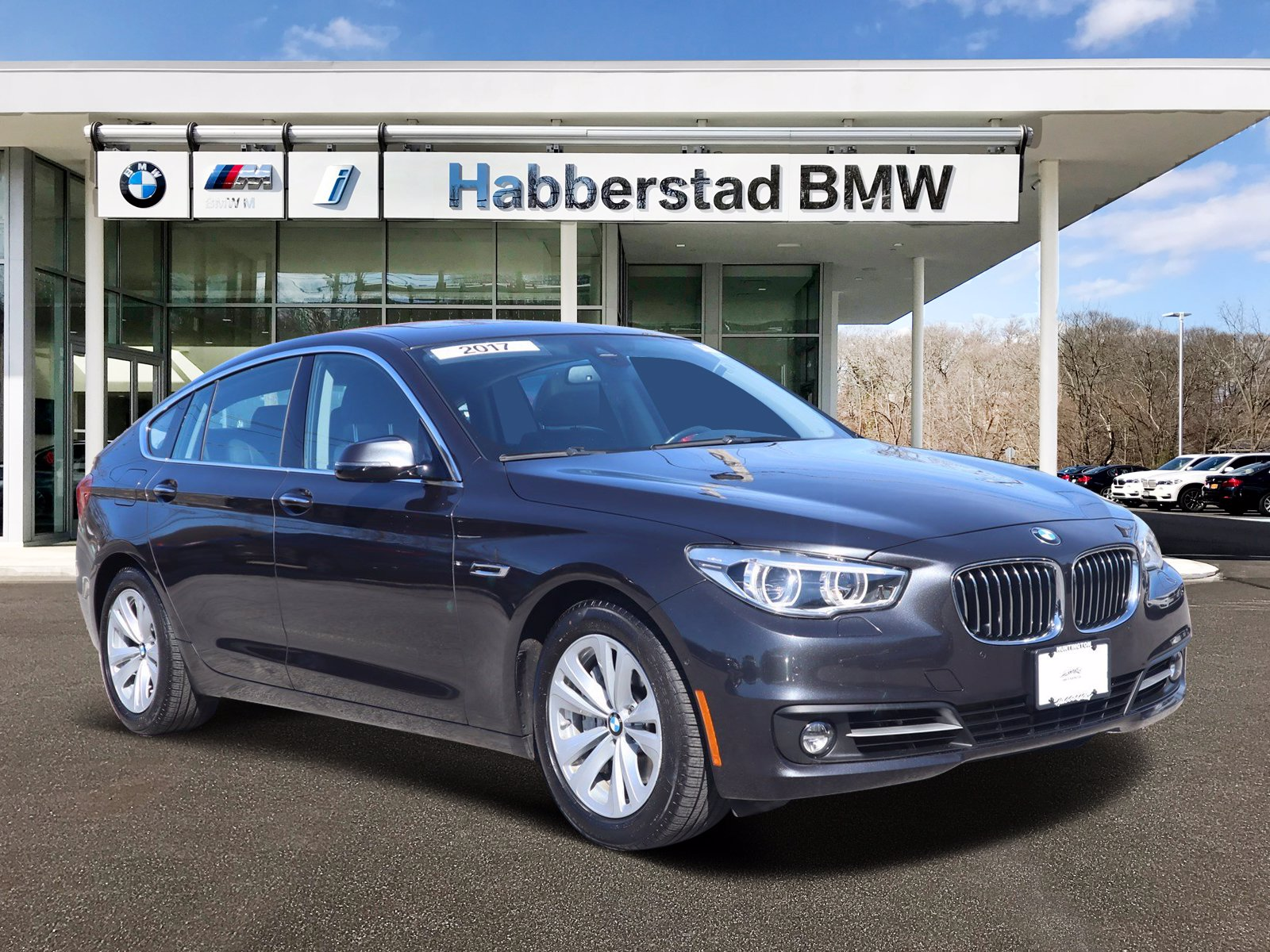 Pre-Owned 2017 BMW 5 Series 535i xDrive