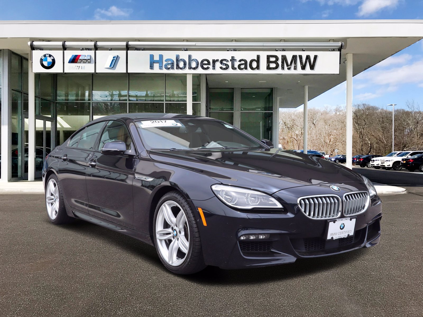 Pre-Owned 2017 BMW 6 Series 650i xDrive