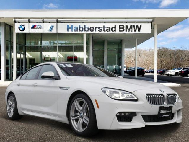 Pre Owned 2018 Bmw 6 Series 650i Xdrive Gran Coupe