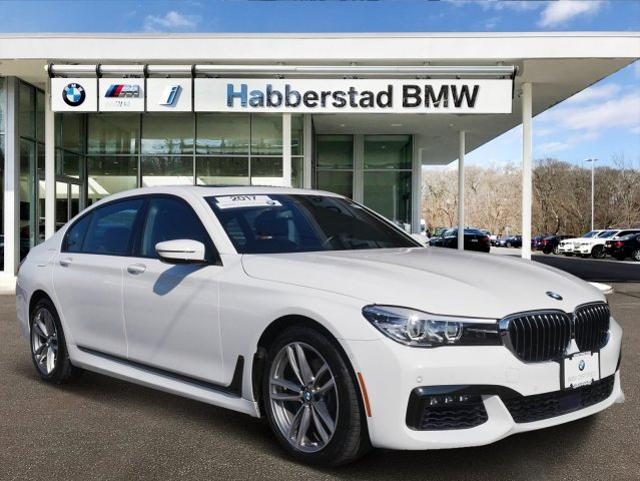 Pre-Owned 2017 BMW 7 Series 740i xDrive Sedan