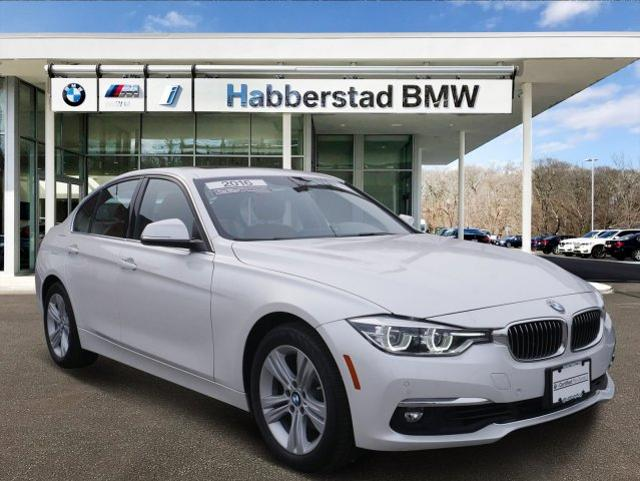 Pre Owned 2016 Bmw 3 Series 4dr Sdn 328i Xdrive Awd Sulev
