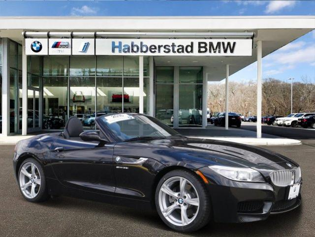Certified Pre Owned 2016 Bmw Z4 2dr Roadster Sdrive35i