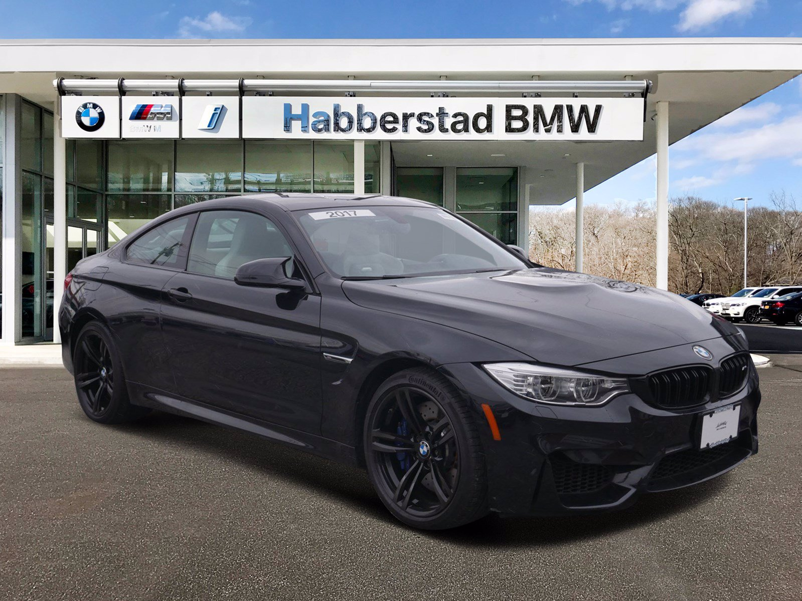 Pre-Owned 2017 BMW M4 EXECUTIVE PACKAGE