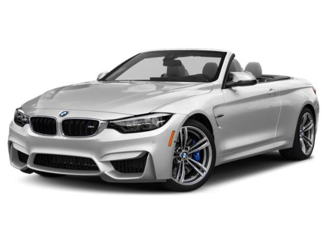 Pre-Owned 2018 BMW M4 2DR CONV