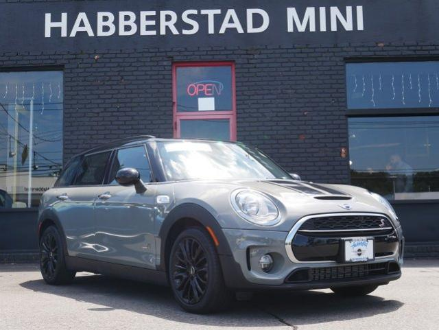 Certified Pre-Owned 2017 MINI Clubman Cooper S ALL4
