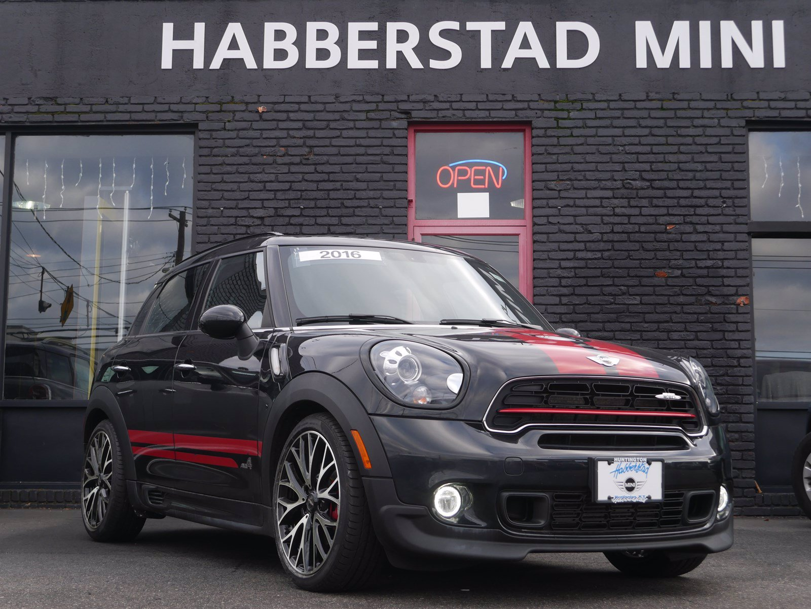 Pre-Owned 2016 MINI Cooper Countryman John Cooper Works