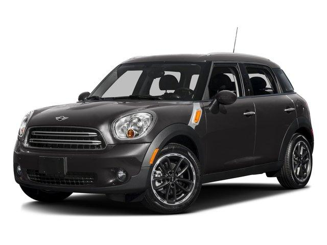 Pre-Owned 2016 MINI Cooper Countryman ALL4 4dr S