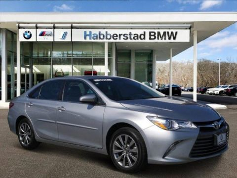 Pre-Owned 2017 Toyota Camry XLE Auto