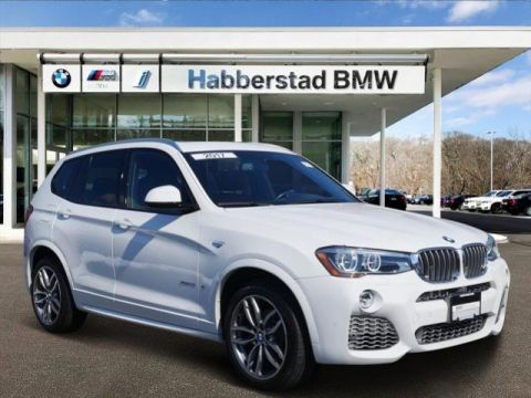 Pre-Owned 2017 BMW X3 xDrive35i Sports Activity Vehicle