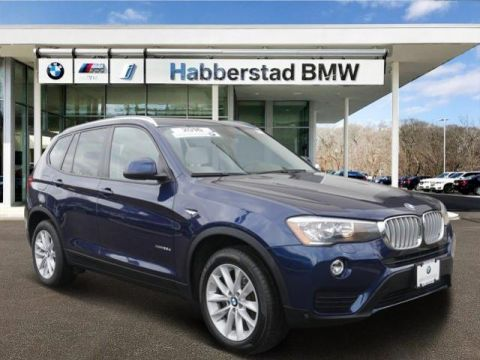 Pre-Owned 2016 BMW X3 AWD 4dr xDrive28d