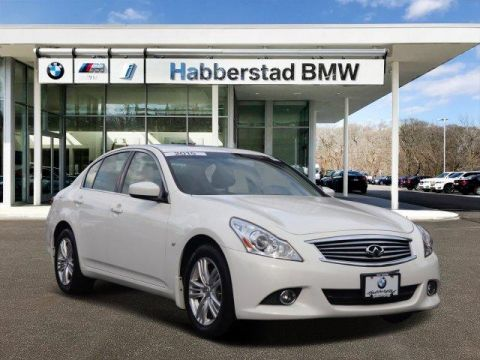 Pre-Owned 2015 INFINITI Q40 4dr Sdn AWD
