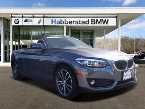 Pre-Owned 2018 BMW 2 Series 230i xDrive Convertible