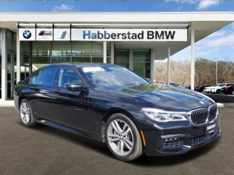 Pre-Owned 2017 BMW 7 Series 750i xDrive Sedan
