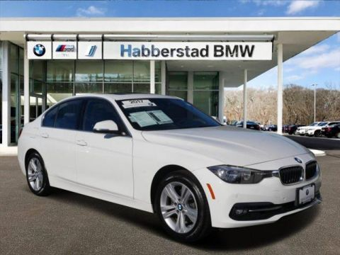 Pre-Owned 2017 BMW 3 Series 330i xDrive Sedan