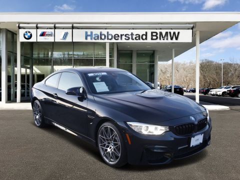 Pre-Owned 2017 BMW M4 2DR CPE