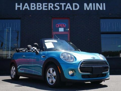 Certified Pre-Owned 2016 MINI Cooper 2dr