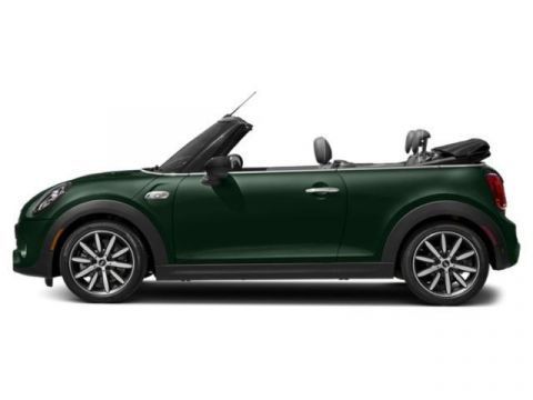 New 2020 MINI Convertible Cooper FWD