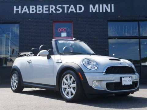 Pre-Owned 2015 MINI Cooper 2dr S